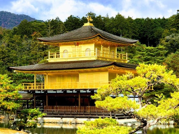 West Kyoto Private Tour (Tenryuji Temple, Arashiyama Bamboo Path, Okochisanso Villa, Golden Pavillion)