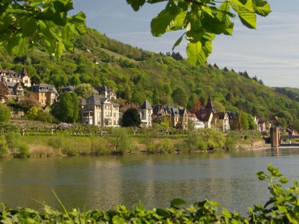 Saints' Mountain - One Of Heidelberg's Most Important Places