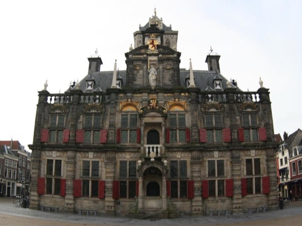 Full day Tour of Rotterdam, The Hague and Delft