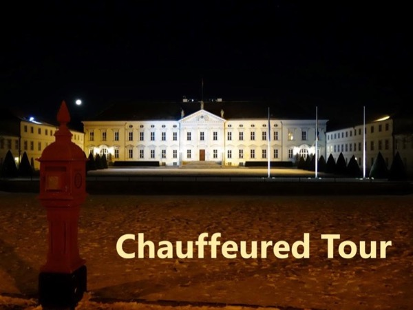 A Full Day in Berlin: History, Politics, Lifestyle, and Shopping (incl. Chauffeur)