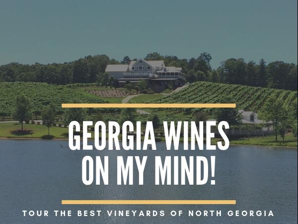 Georgia Wines on my Mind!