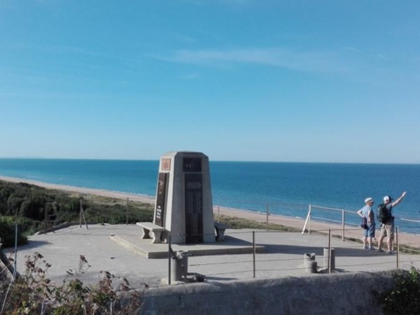 Private American D-Day Tour