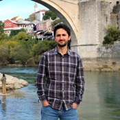 Private tour guide Yasin