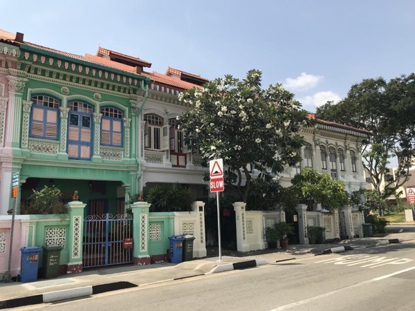 Singapore's Eclectic Heartlands, Katong & Joo Chiat - Afternoon Half-Day Private Tour