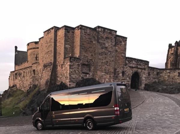 Luxury Private Edinburgh Excursion