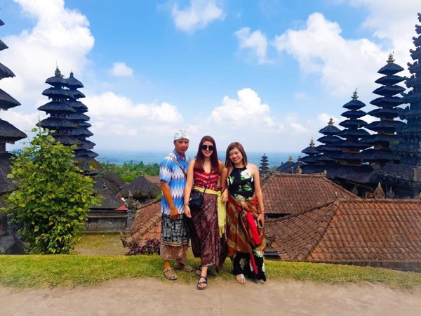 Private tour guide Kenny Ketut
