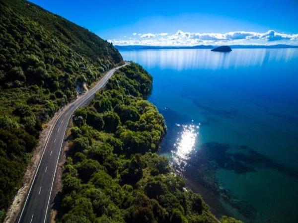 Great Lake Taupo Tour
