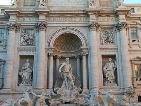 Best of Rome - Piazzas and fountains
