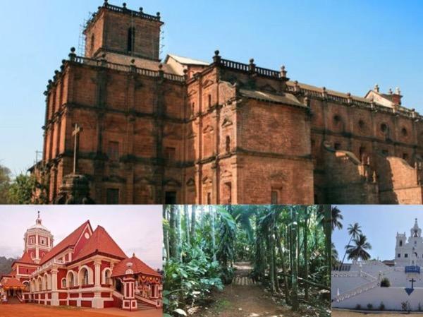 Highlights Tour Of Goa