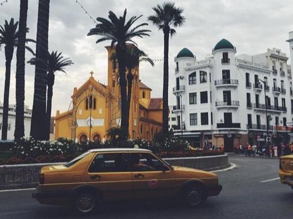 A day trip to Tetouan city