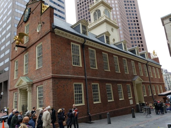A Taste of Boston- A Private Walking Tour of Boston where history comes alive through it's food and buildings!