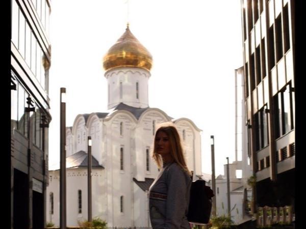 Private tour guide Anna