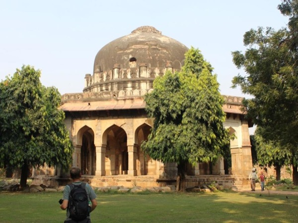 Majestic Golden triangle tour with Heritage walks