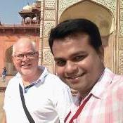 Private tour guide Atiq