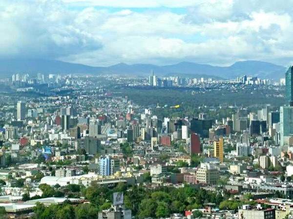 Skylines of Downtown Mexico City Private Tour