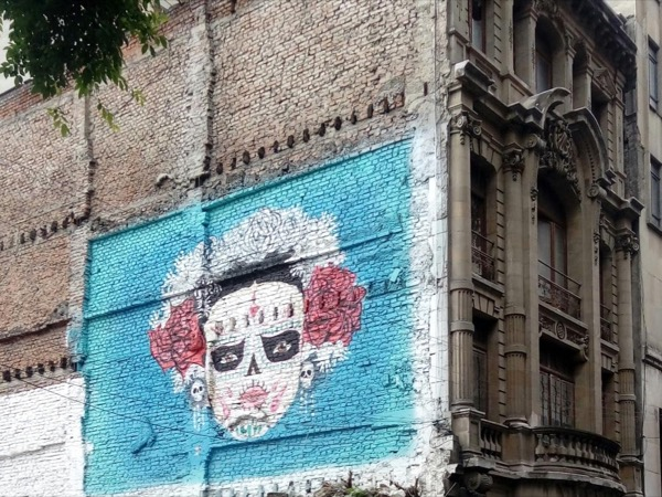 Ghosts and Ghouls of Downtown Mexico City Private Tour