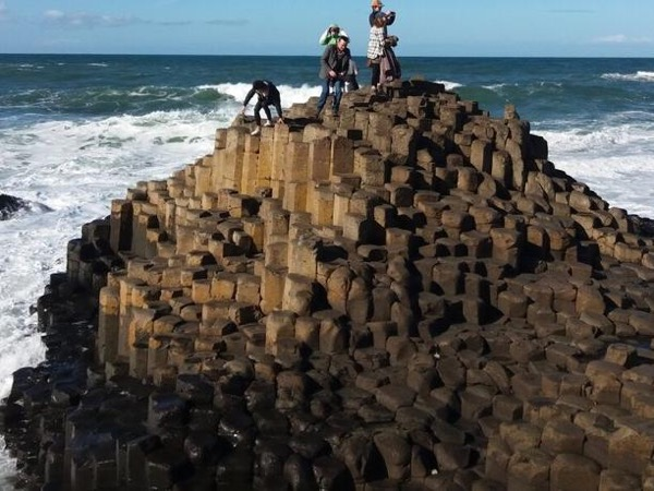 Giant's Causeway Game of Thrones Antrim Coast Tour