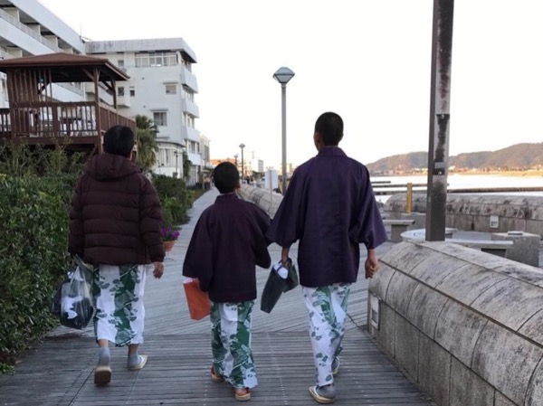 Kagoshima-Ibusuki Natural Sand Steam Bath tour