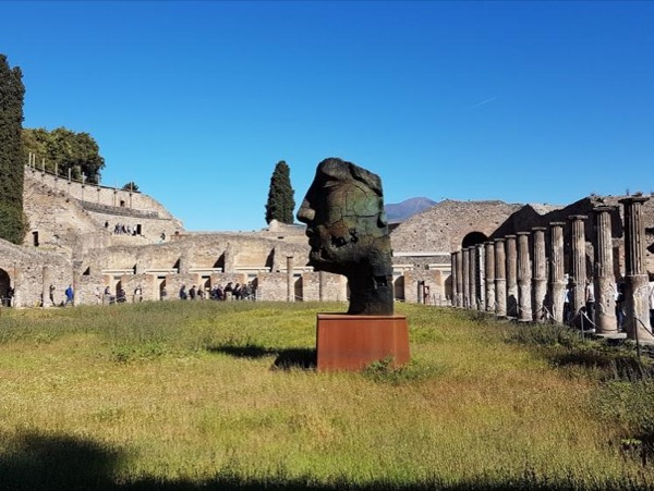 Three-hour guided tour of Pompeii
