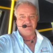 Private tour guide Manuel