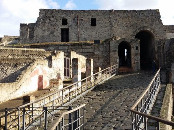 Private Shore Excursion: One day Pompeii and Herculaneum