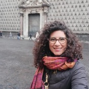 Private tour guide Ludovica