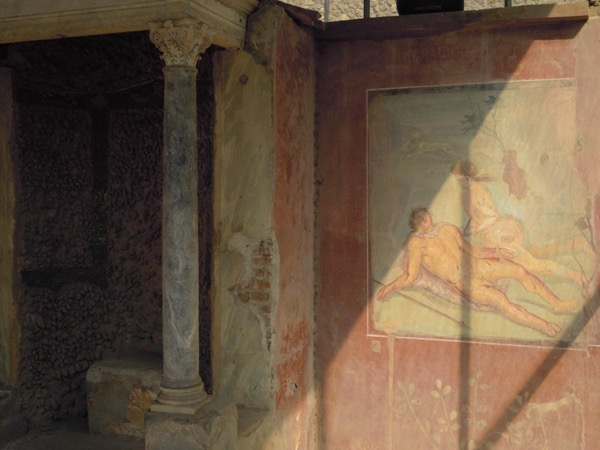 Ancient Pompeii: 3 hours with an archaeologist