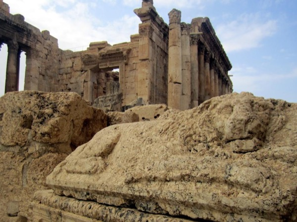 Full day tour Baalbek, Anjar and Ksara.