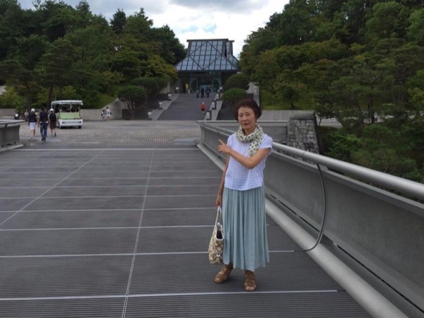 Miho Museum tour