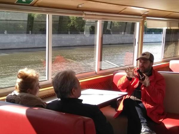 Private tour guide Yury