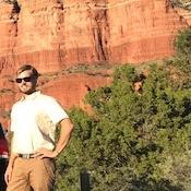 Private tour guide Cameron