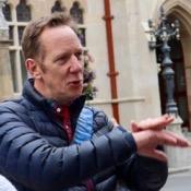 Private tour guide Matthew