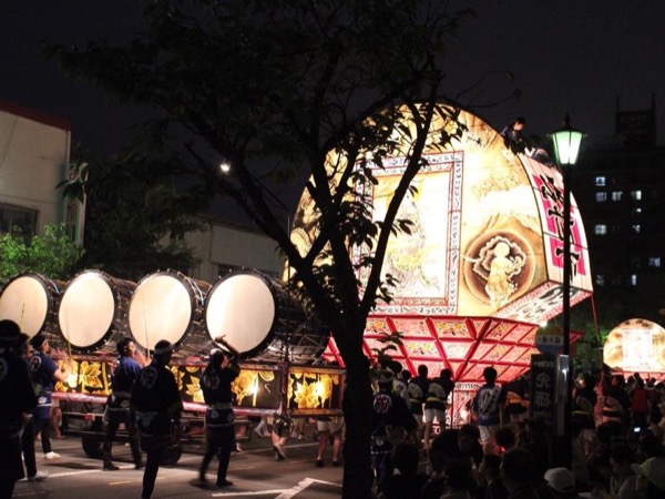 Hirosaki Neputa Floats Summer Festival-Private Tour