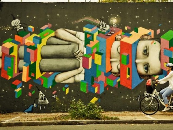 Buenos Aires Graffiti and Street Art 4 Hour Tour