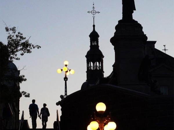 History & Happy Hour - Walking Tour of Old Québec