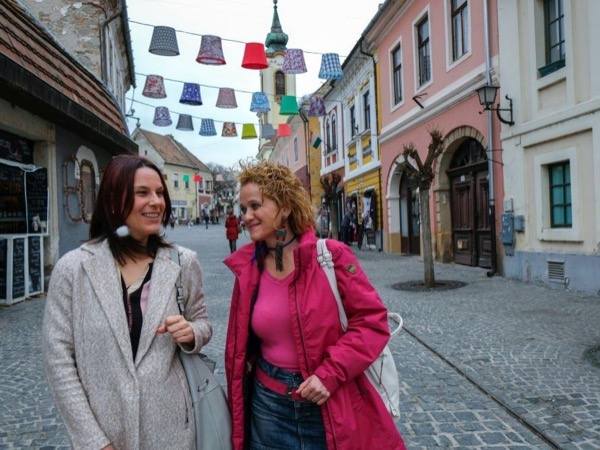 Something special SZENTENDRE food tasting, sightseing and shopping!