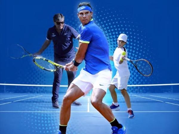 100% Rafa Nadal Experience - Our