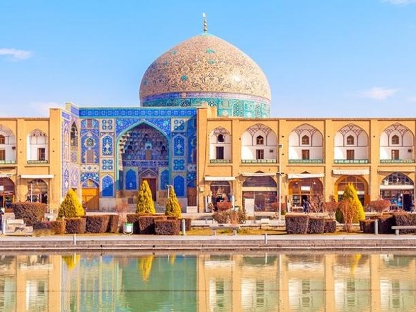 One day in Esfahan private tour