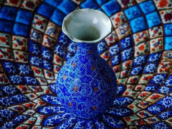 half day Tour of Esfahan handicraft and Artworks