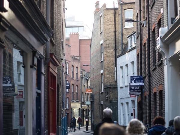 Old London Private Tour
