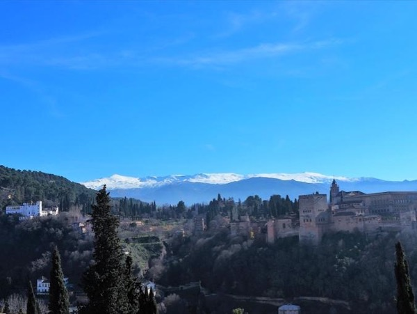 The enchanting Alhambra & Granada: back to medieval time: Shore Excursion.