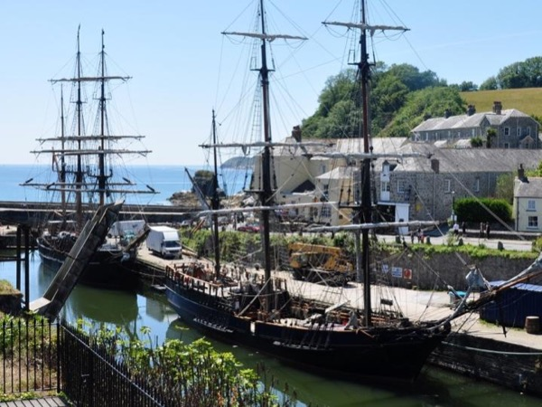 Cornish North & South Coast Poldark Tour