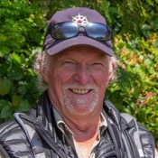 Private tour guide Rick