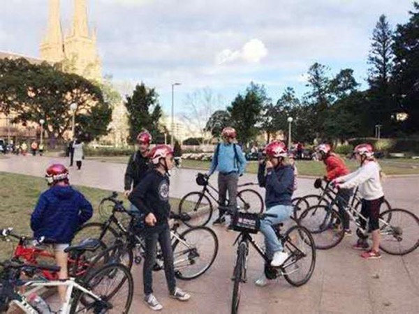 A Half Day for Bike Tours