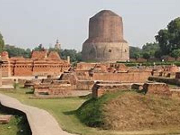 Sarnath the birthplace of Budddhism Excursion