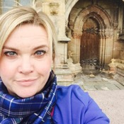 Private tour guide Kirsty