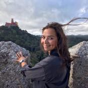 Private tour guide Cristina