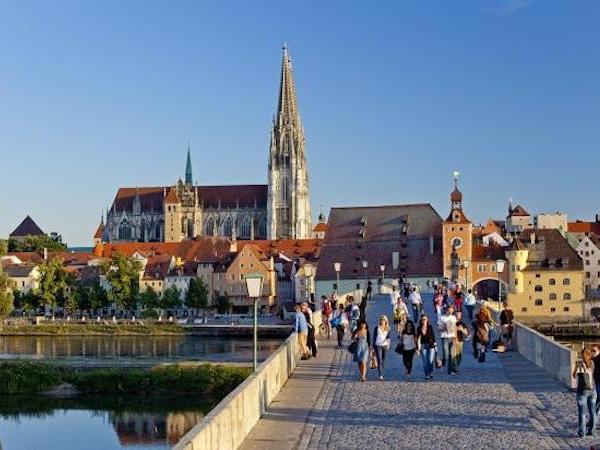 Regensburg Private walking tour