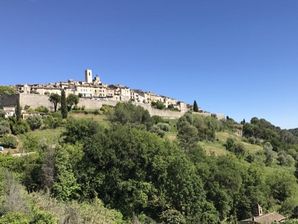 Saint Paul de Vence, Tourettes sur Loup, Gourdon & Grasse - Shore Excursion