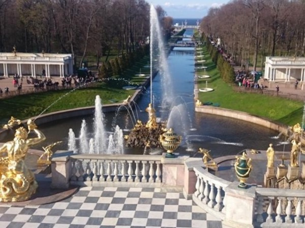 Peterhof Full Day Tour
